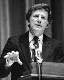 Gary Hart in 1987