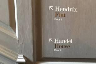 Handel & Hendrix
